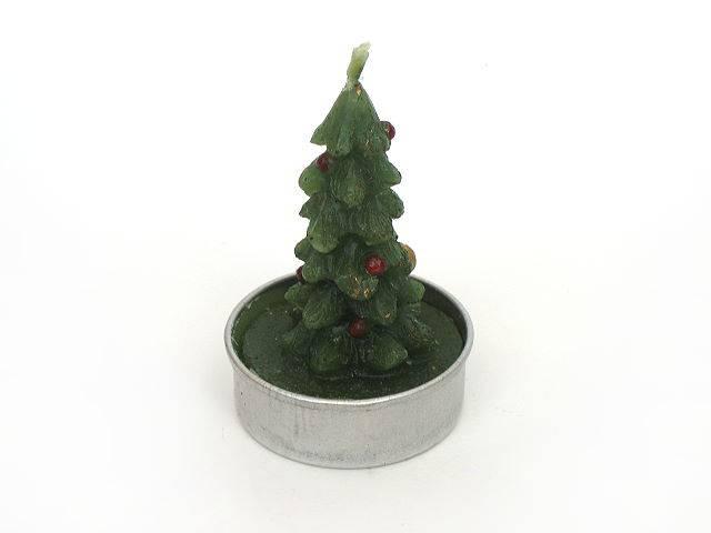 Motivteelicht Weihnachtsbaum